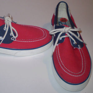 Ralph Lauren Polo Size 10 Boat Shoes NEW WOW!